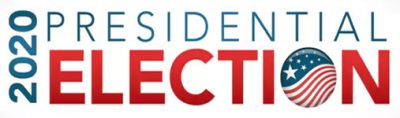 2020 Presidential Election logo