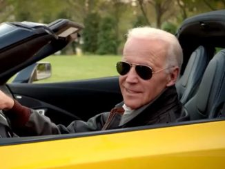 joe biden sunglasses cool car