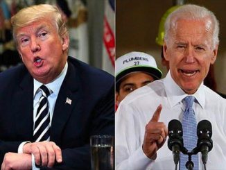 Vegas Odds Trump Biden
