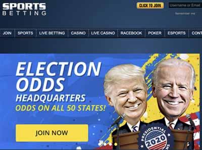 Sports Betting AG President odds