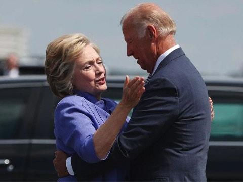 Hillary Clinton Joe Biden Vegas Election Odds 2020