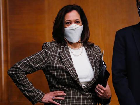 Kamala Harris VP odds Vegas