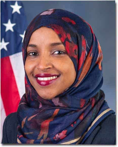 Ilhan Omar Candidate Pic