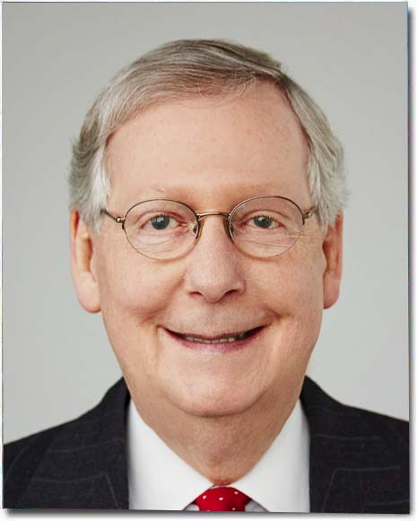 Mitch McConnell Candidate Pic