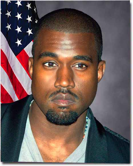Kayne West Candidate Pic