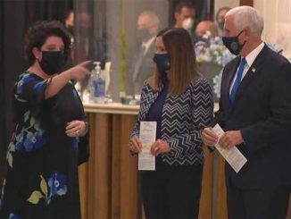 Mike Pence and Amy Coney