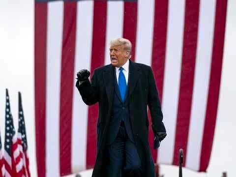 Trump campaign in PA