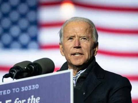 Joe Biden wins 2020