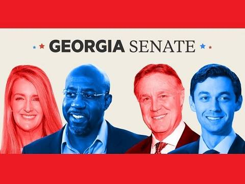2020 georgia senate runoff election candidates