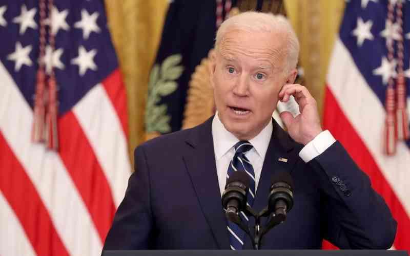 joe biden confused at presidential press conference