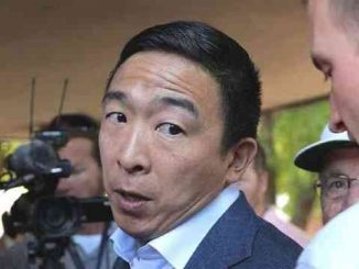 andrew yang frowning