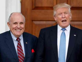 donald trump and rudy giuliani