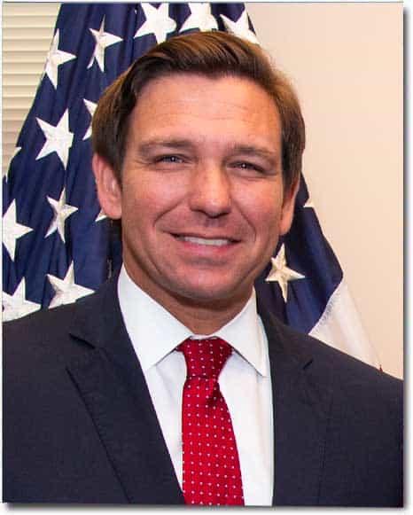 Ron DeSantis (R)
