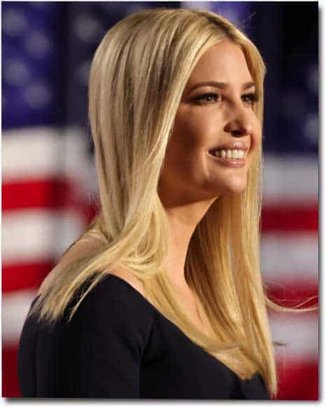 Ivanka Trump Presidential Candidate