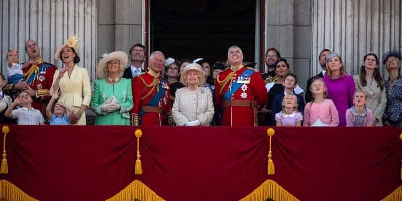 Royal Family odds