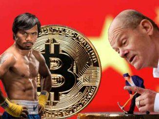 china bitcoin ban 2021